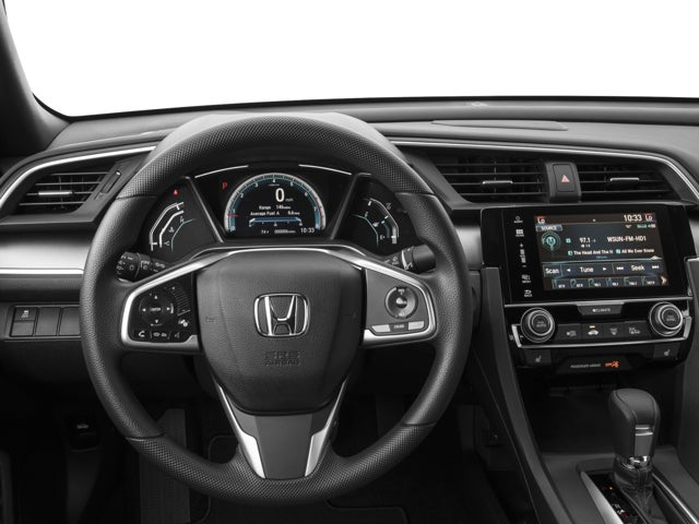 2017 Honda Civic Ex T In Salisbury Nc Gerry Wood